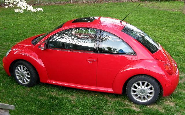 2005 VW Beetle TDi