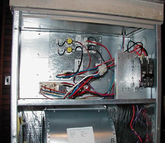 Typical Low Voltage Wiring Diagram For Heat Pump