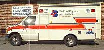 Bedford Regional Medical Center Ambulance Service